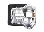 8280X Differential cover, front or rear (chrome-plated)