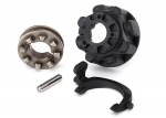 8281 Carrier, differential/ differential slider/ T-Lock fork