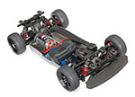 NO BODY 4-Tec® 2.0: 1/10 Scale AWD Chassis.  Ready-To-Race® with TQ 2.4GHz radio system and XL-5 ESC (fwd/rev). Requires 200mm body, battery, and charger.