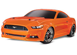 83044-4 Ford Mustang GT: 1/10 Scale AWD Supercar with TQ 2.4GHz radio system