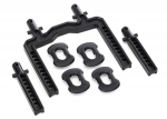 8315 Body mounts, front & rear (fits #8311 body) (2)