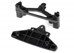 8335 Bumper, front (1 each, upper & lower)
