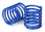 8362X Spring, shock (blue) (3.7 rate) (2)