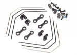 8398 Sway bar kit, 4-Tec® 2.0 (front and rear) (includes front and rear sway bars and adjustable linkage)