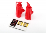 8422 Fire extinguisher, red (2)