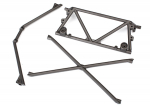 8433 Tube chassis, center support/ cage top/ rear cage support