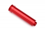 8453R Body, GTR shock, 64mm, aluminum (red-anodized) (front, no threads)