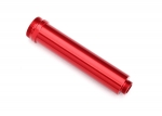 8462R Body, GTR shock, 77mm, aluminum (red-anodized) (rear, no threads)