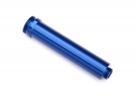 8462X Body, GTR shock, 77mm, aluminum (blue-anodized) (rear, no threads)