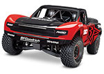 RIGID Unlimited Desert Racer®:  4WD Electric Race Truck. Ready-to-Race® with TQi 2.4GHz Traxxas Link™ Enabled Radio System, Velineon® VXL-6s brushless ESC (fwd/rev), and Traxxas Stability Management (TSM)®