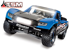 85086-4 Unlimited Desert Racer®:  4WD Electric Race Truck with TQi Traxxas Link™ Enabled 2.4GHz Radio System and Traxxas Stability Management (TSM)®