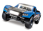 TRAXXAS Unlimited Desert Racer®:  4WD Electric Race Truck. Ready-to-Race® with TQi 2.4GHz Traxxas Link™ Enabled Radio System, Velineon® VXL-6s brushless ESC (fwd/rev), and Traxxas Stability Management (TSM)®