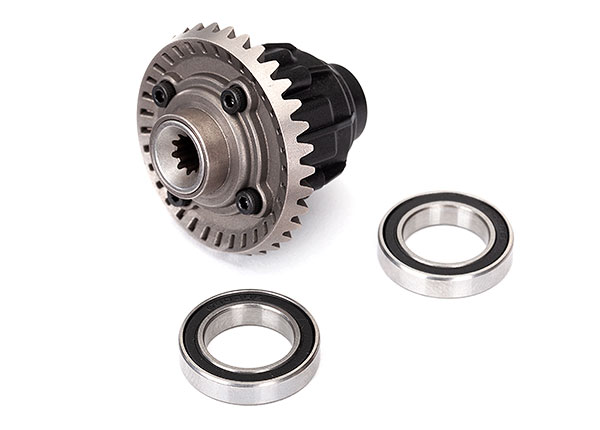 Traxxas 8576 Differential ,  rear (fully assembled)