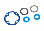 8680 Differential gasket/ x-rings (2)/ 12.2x18x0.5 metal washer (1)/ 12.2x18x0.5 PTFE-coated washer (1)