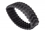 8895 Treads, All-Terrain, TRX-4® Traxx™ (front, left or right) (rubber) (1)