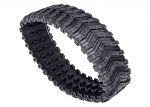 8896 Rubber track, All-Terrain, rear (left or right) (rubber) (1)