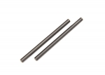 8941 Suspension pins, lower, inner (front or rear), 4x64mm (2) (hardened steel)