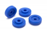 8957X Wheel washers, blue (4)