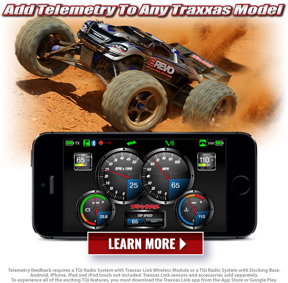 CARRO SUMMIT 4WD TRAXXAS RED 560764T1 1:10 - Hobby
