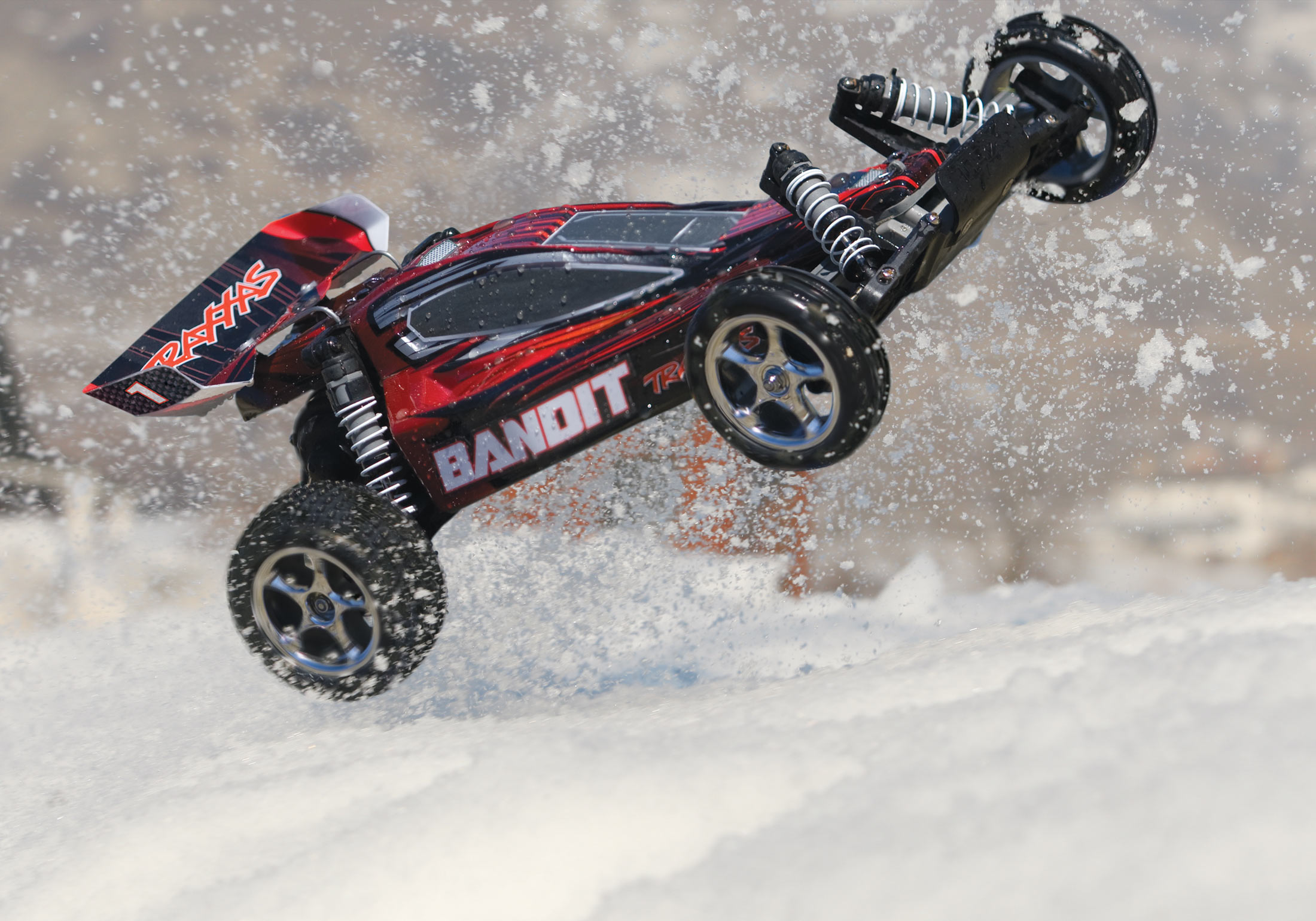 Bandit (24054-1) Action Snow