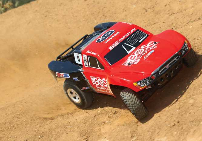 Slash VXL: 1/10 Scale 2WD Short Course Racing Truck with TQi