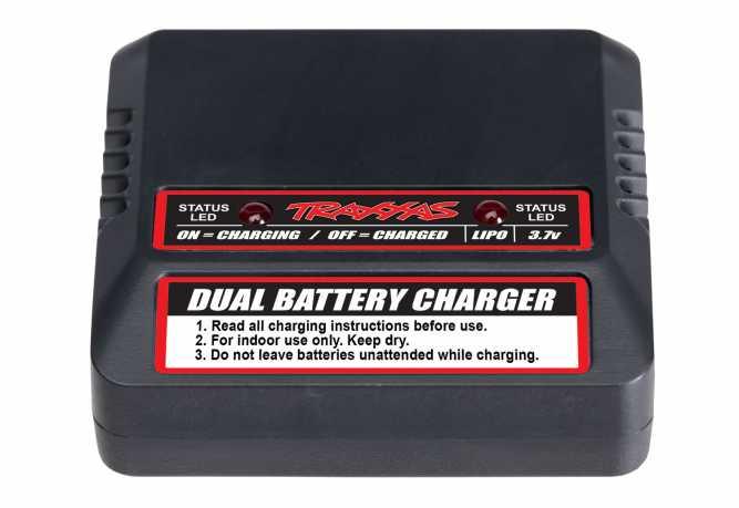 Dual Battery USB LiPo Charger (#6238)