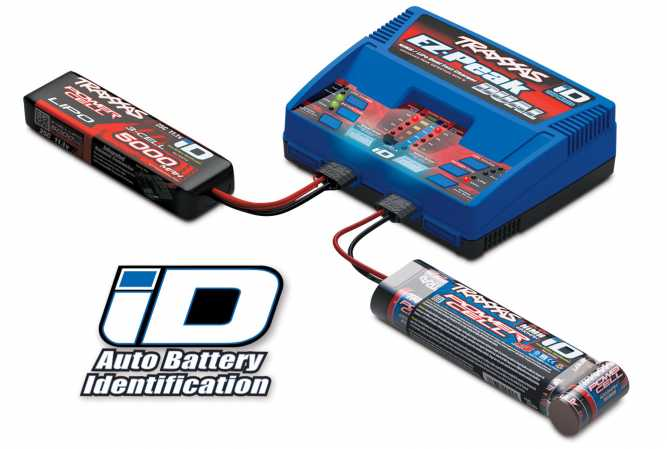 iD (Auto Battery Identification)