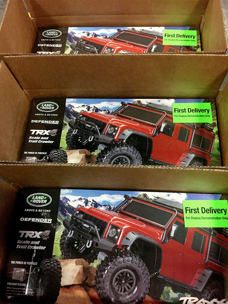 Traxxas TRX-4 1/10 Scale And Trail Crawler - Page 6 TRX-4-first-2