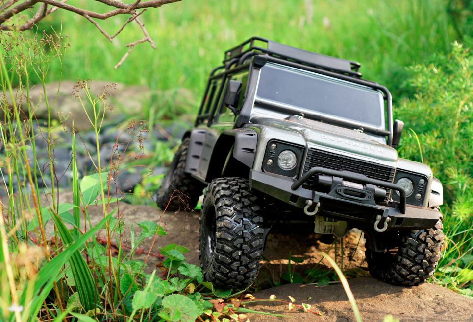 Traxxas TRX-4 1/10 Scale And Trail Crawler - Page 6 Crawler-001