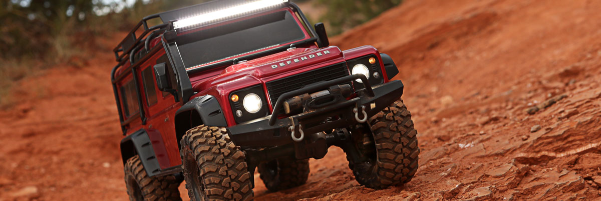 Trx 4 Led Light Kits Now Available Traxxas