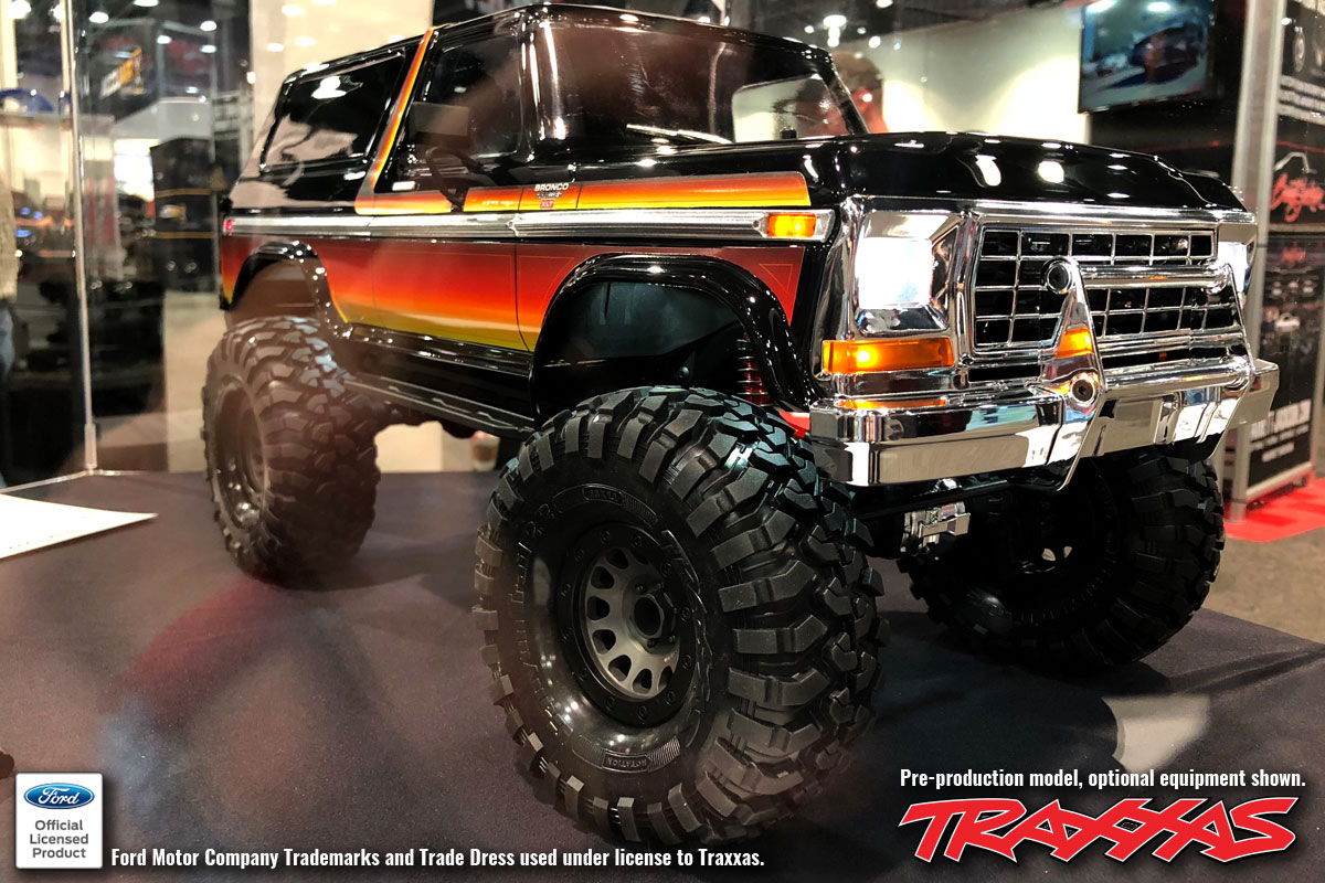 New From Traxxas At Sema Traxxas