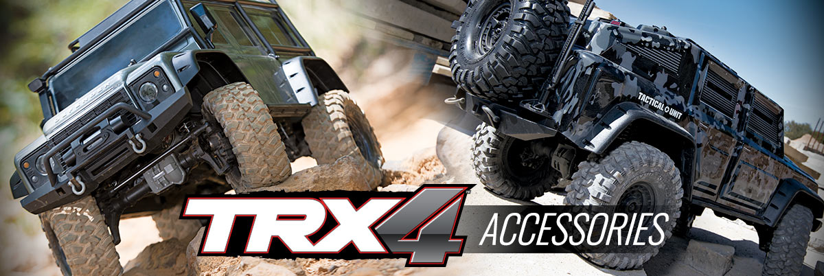 New Accessories For The Traxxas TRX4