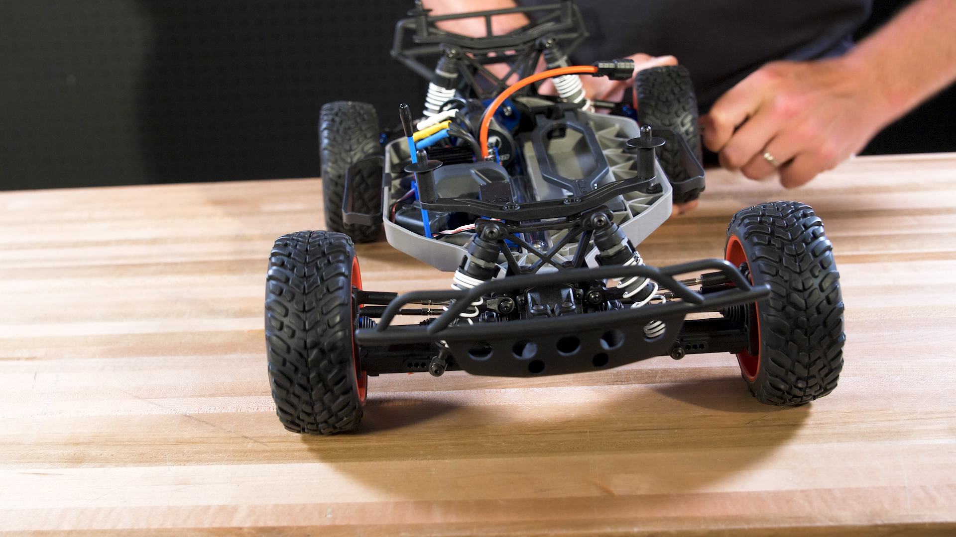 Slash 4x4 Upgrades Driveshaft Upgrade For Traxxas Models Thread Stampede Vxl Press Release And Pics Reattach The Wheels