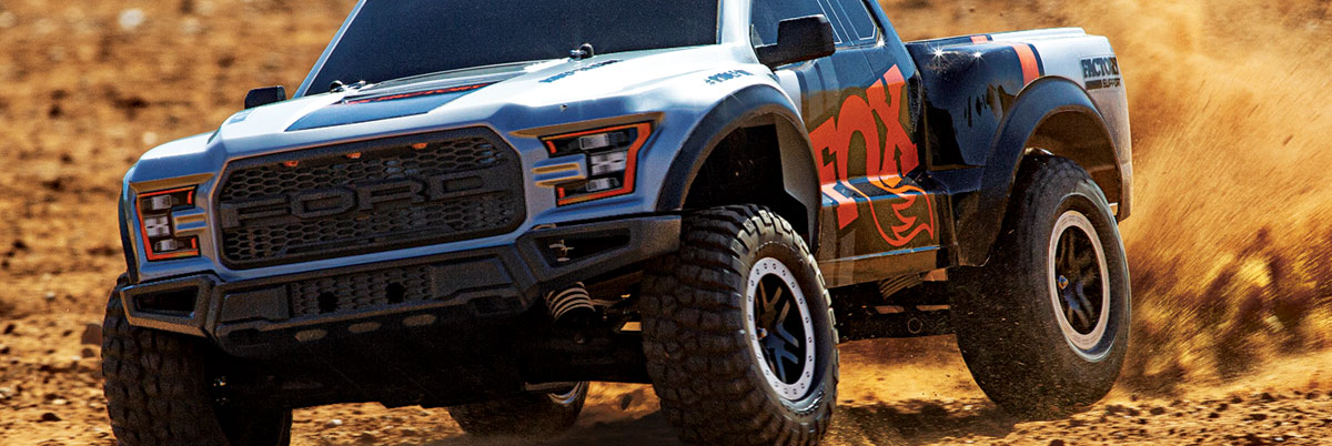 Traxxas Ford Raptor RC Truck
