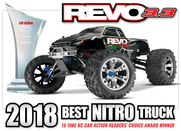 Rc Car Action >> Traxxas Wins Big In Rc Car Action Readers Choice Awards Traxxas