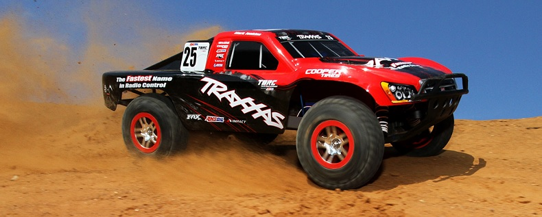 Traxxas Slash 4x4 RC Truck
