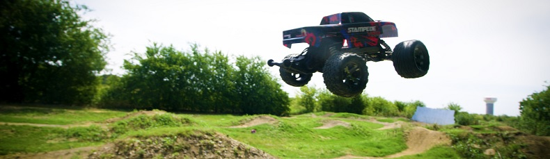 Traxxas Stampede VXL RC Monster Truck