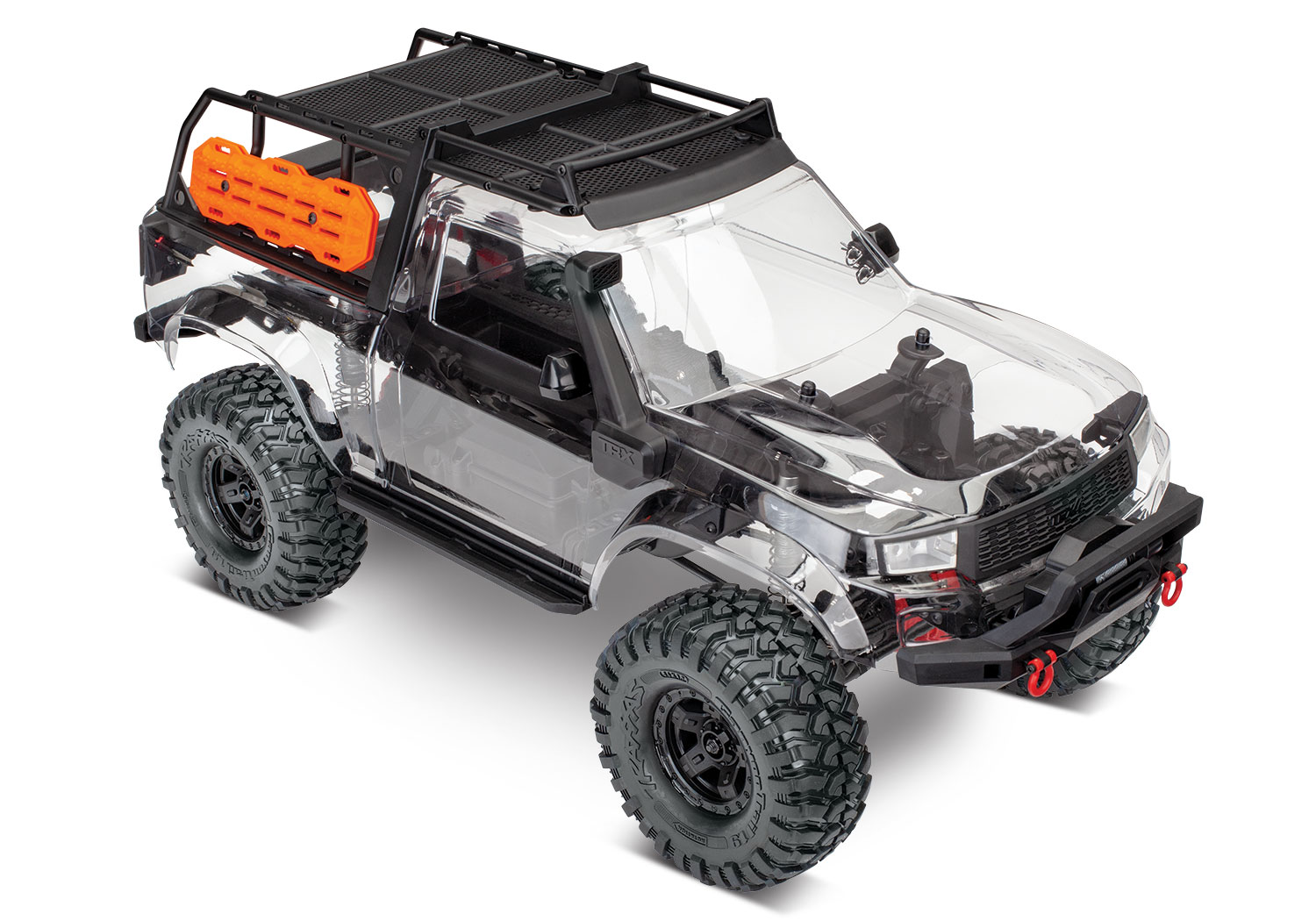 Assembled TRX-4 Sport Kit with Accessories