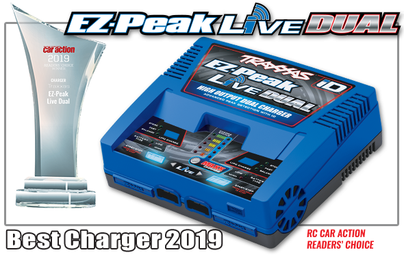 EZ-Peak Live Dual - Best Charger