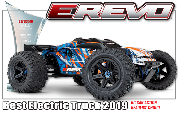 Traxxas Wins Big At The 2019 Rc Car Action Readers Choice Awards Traxxas