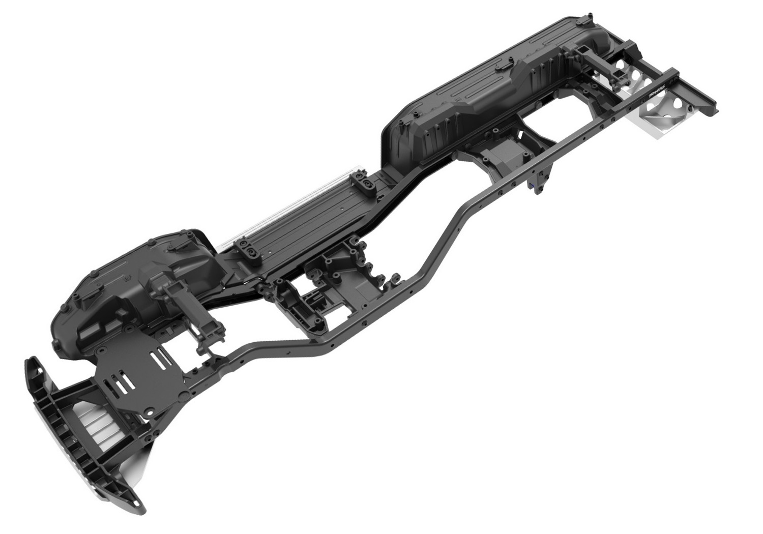 TRX-4 Mercedes-Benz G 63 AMG 6x6 Rigid Steel Frame