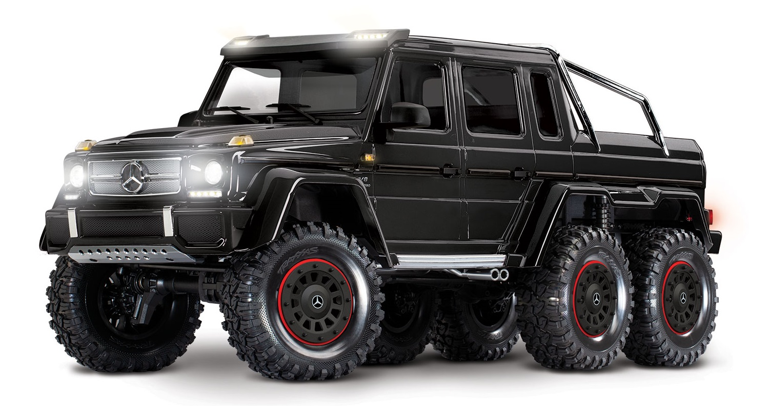 [NEW] TRX-6 Mercedes-Benz G 63 AMG 6x6 88096-4-TRX6-MB-6x6-BLACK-3qtr-front-left_m