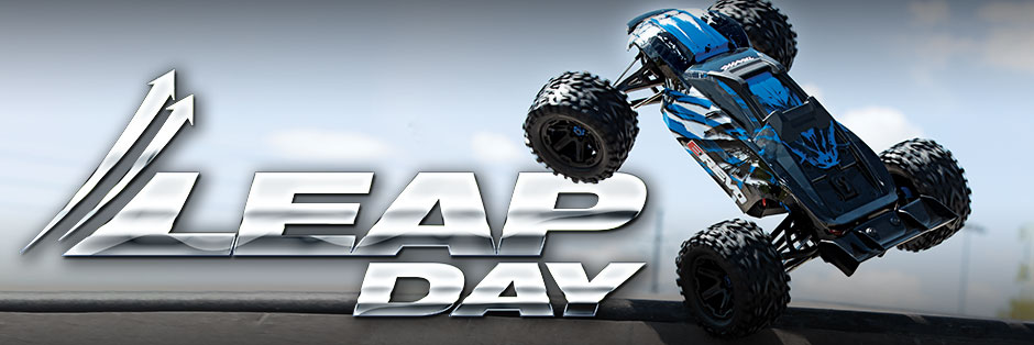 Traxxas Leap Day