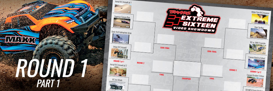 Extreme Sixteen Video Showdown