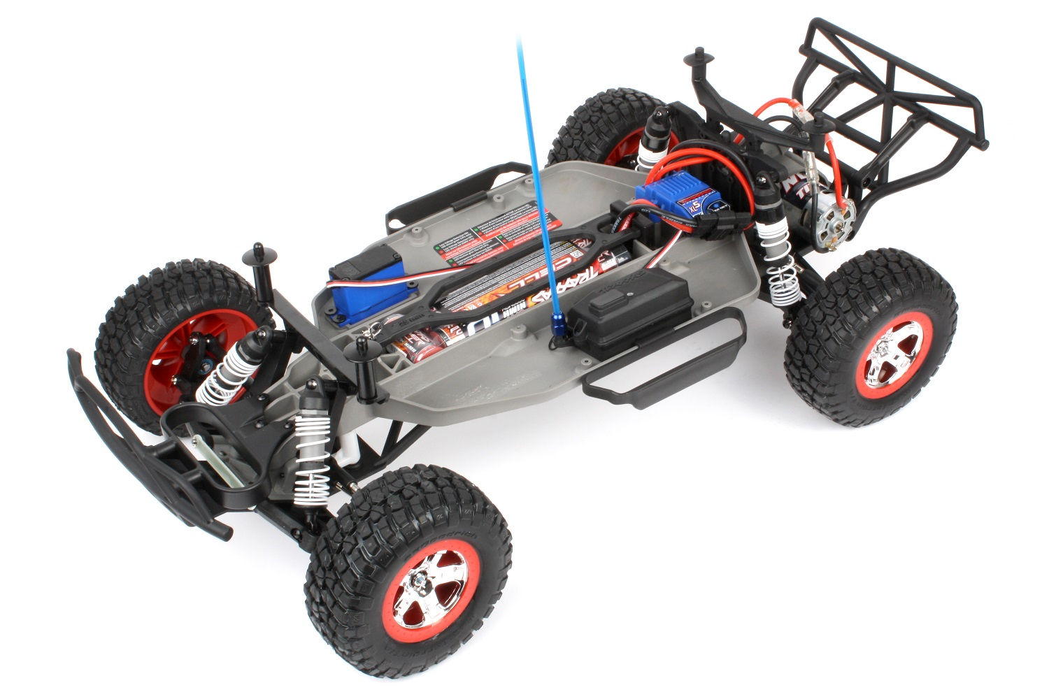 How To Upgrade Your Slash S Speed And Durability Traxxas
