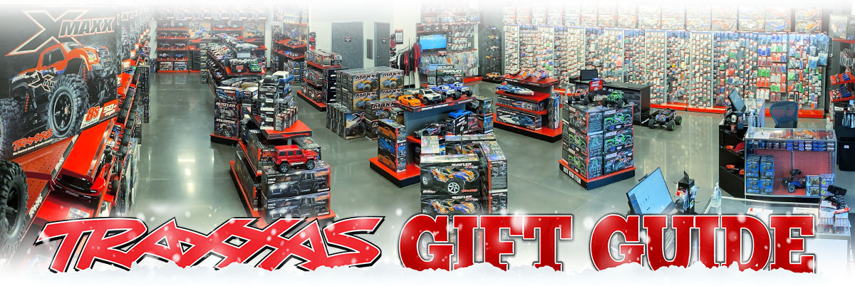 Traxxas gift guide page