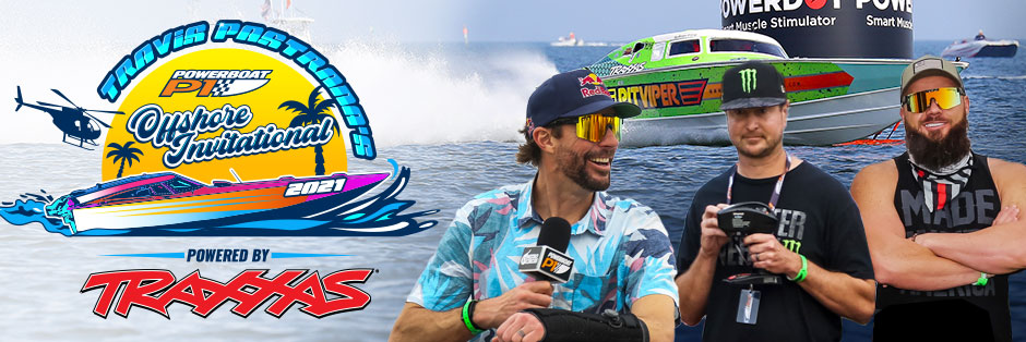 Pastrana P1 Invitational presented by Traxxas