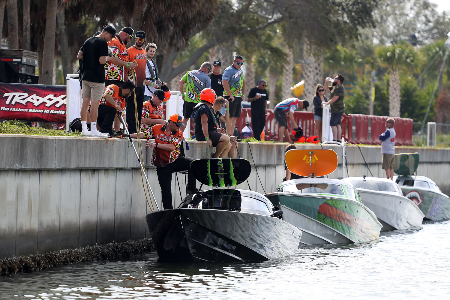 Travis Pastrana's P1 Powerboat Invitational presented by Traxxas