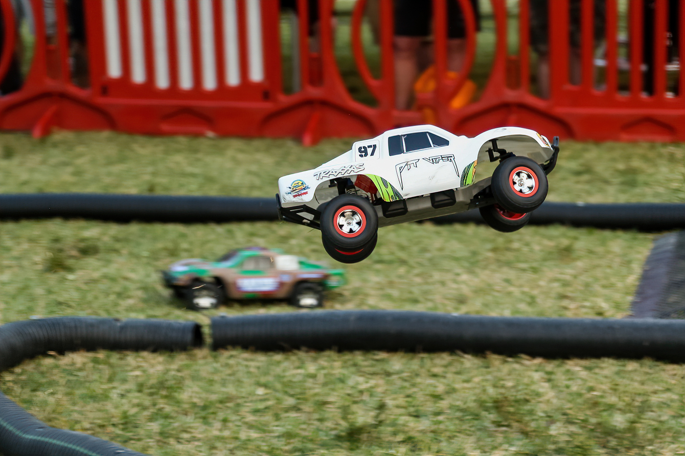 Slash 4X4 brings short course excitement in 1/10 scale
