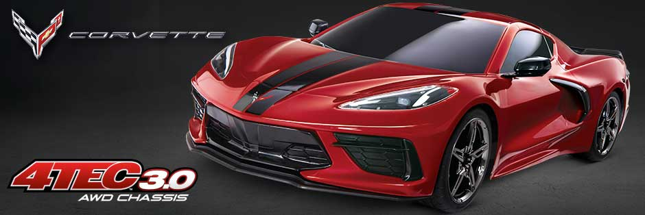 New Corvette Stingray